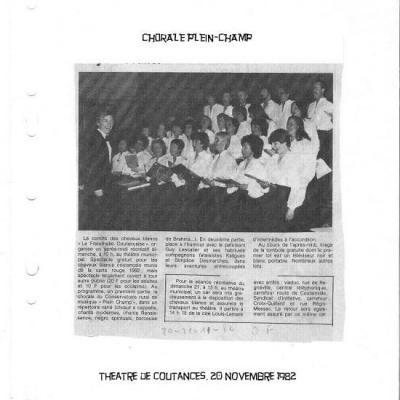 NOVEMBRE 1982
