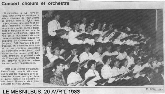 AVRIL 1983