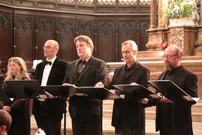 Olivier Serindat, Jonathan Anderson, Vincent Poyer